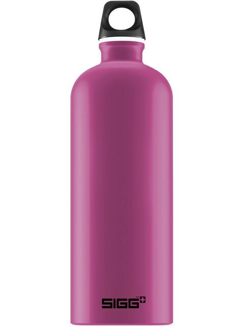 Sigg Traveller Touch Drikkeflaske 1l pink